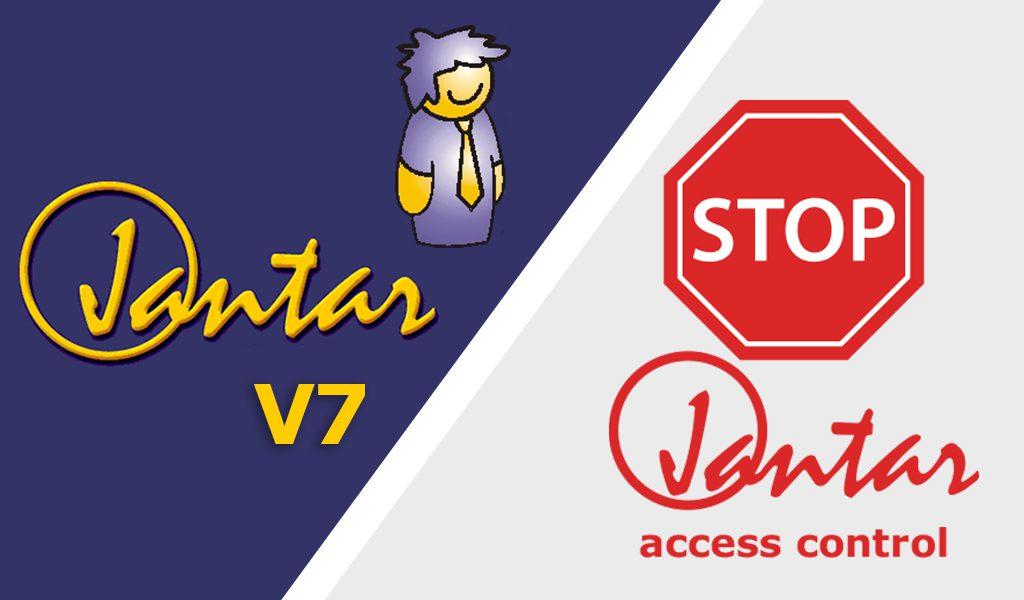 Jantar V7 in Jantar Stop